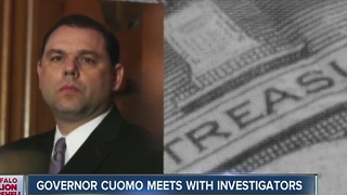 Cuomo met with feds on Buffalo Billion Bombshell - Video