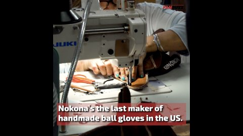 Nokona Baseball Glove Tour Reveals How They're Custom Made
