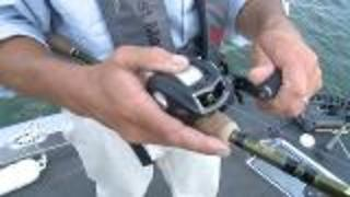 How To Cast With A Baitcaster Reel - Video