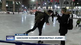 Vloggers find new home in Buffalo - Video