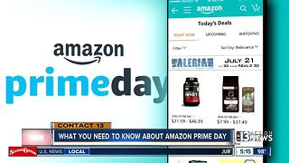 Amazon Prime Day offering lots of deals - Video