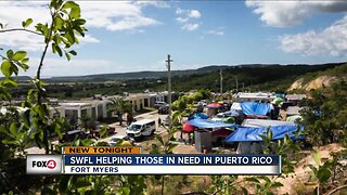 SWFL helping those in need in Puerto Rico