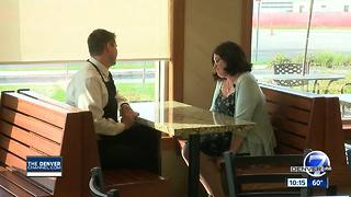 Suicide note left at Highlands Ranch cafe saves woman's life - Video