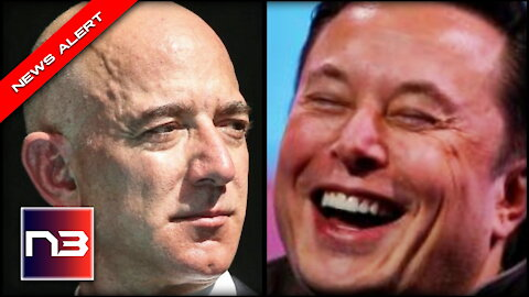 BEAST MODE! Elon Musk SAVAGES Jeff Bezos When WaPo Reporter Asks Him One Question