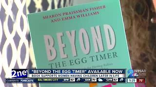 New book supports women having children later in life