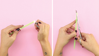 5 Life Hacks for Drinking Straws - Video