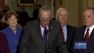 [1280x720] CSPAN on Twitter .@SenSchumer Mr. President, its time to stop tweeting and start leading. httpst.co49xVmO0H2X - Video