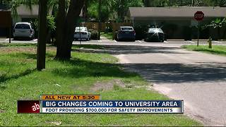 University Area asks for safer sidewalks, lights - Video
