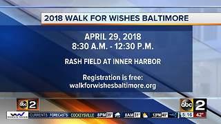 2018 Walk for Wishes - Video