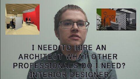 I Need to Hire an Architect What Other Professionals Do I Need: Interior Designer