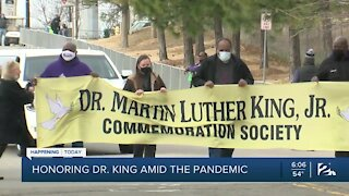 Honoring Martin Luther King Jr. amid the pandemic
