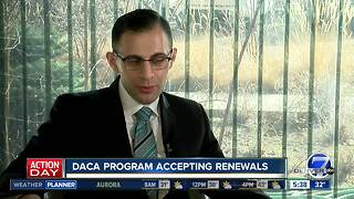 Lawn firm and local non-profit helping DACA recipients - Video