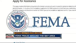 FEMA fraud expected to ramp up in coming months - Video