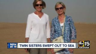 Valley woman drowns after swept into ocean in Mexico - Video