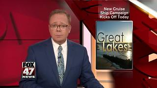 Campaign to attract cruise ships to Great Lakes