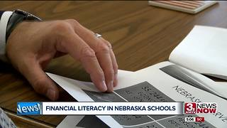 Financial literacy course being pushed in Nebraska