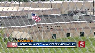 Sheriff: Taking Over CoreCivic Contract Could Cost More For Taxpayers - Video