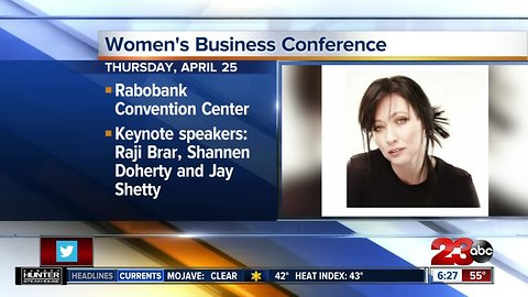 What to expect at the 30th Bakersfield Women's Business Conference
