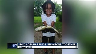 Hundreds join in effort for justice for 6-year-old Milwaukee shooting death victim - Video