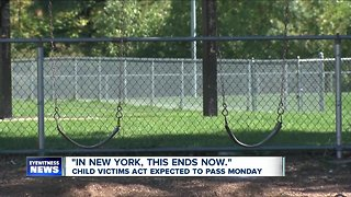 Child Victims Act expected to pass Monday