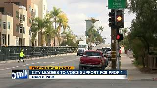 San Diego leaders urge voters to support housing measure