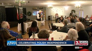 Omaha residents celebrate Polish independence