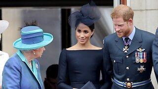 Queen Elizabeth II, Harry And Meghan Come To Agreement On Departure