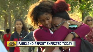 Parkland report to be released Wednesday