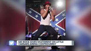 Kid Rock says 'I LOVE BLACK PEOPLE!!' in post ahead of LCA shows - Video
