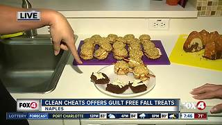 Clean cheats offers guilt free treats - Video