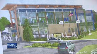 Plans announced for new Green Bay area visitors' center