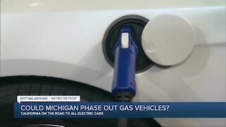 Could Michigan phase out gas vehicles?