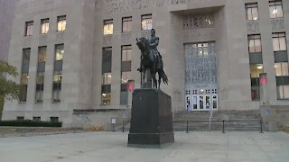 KC activists will continue fight to remove Andrew Jackson statues