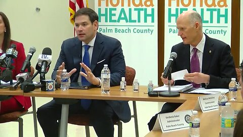 FULL ROUNDTABLE VIDEO: Sen. Marco Rubio hosts coronavirus roundtable