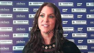 Stephanie McMahon: McGregor 'perfect fit for WWE' - Video
