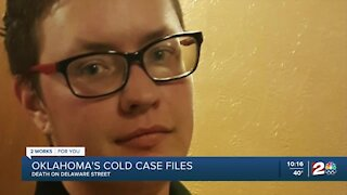 Oklahoma's Cold Case Files: Death on Delaware Street