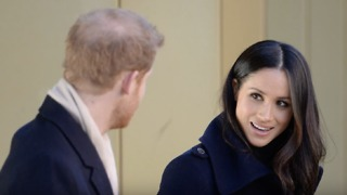 Here's the Reason Why Meghan Markle Can't Yet Wear A Tiara - Video
