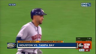 Justin Verlander outpitches Blake Snell, Houston Astros cruise past Tampa Bay Rays 5-1