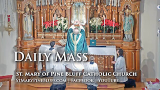 Holy Mass for Monday, Feb. 1, 2021