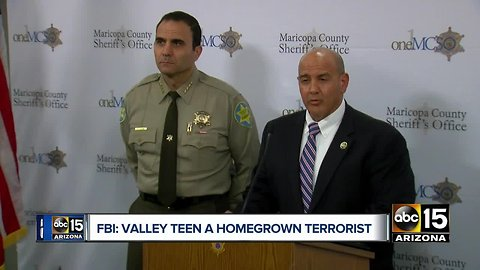 FBI describes Valley terror suspect as 'homegrown violent extremist' and a 'lone wolf'