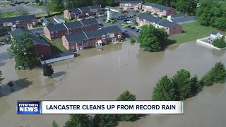 Lancaster cleanup - Video