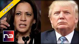Watch Kamala STRUGGLE to Give Straight Answer about Trump Facing Criminal Charges