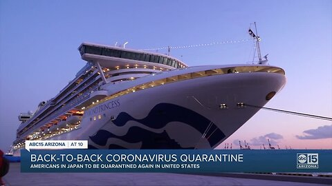 U.S. State Department will evacuate Americans from quarantined cruise ship Sunday