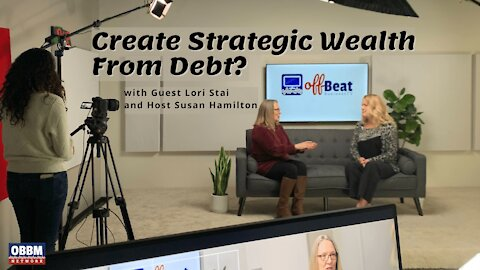 Money and Freedom with Lori Stai on OffBeat Business TV