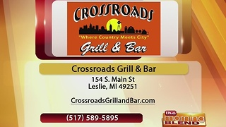 Crossroads Bar & Grill - 12/29/16 - Video