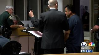 Man admits to killing woman, stabbing man in Palm Beach County - Video