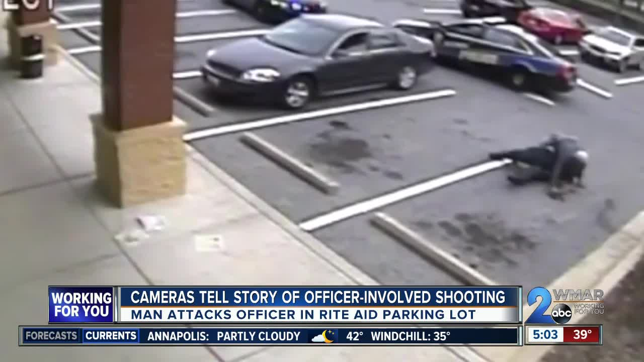Police release body camera footage of deadly Rite Aid shooting