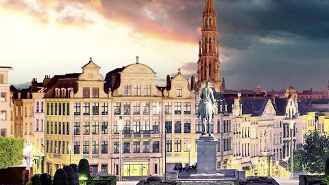 Brussels, Belgium: A magical city full of history and life.
