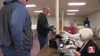 Poll workers needed in Douglas and Sarpy counties