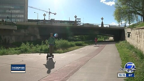 Denver is temporarily allowing e-scooters on parks and trails